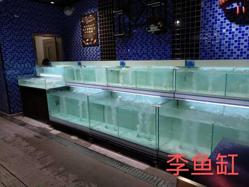 李鱼缸海鲜池